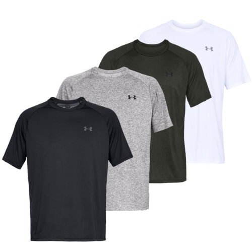 Under Armour Tech 2.0 homme à manches courtes Training Fitness T-Shirt Tee