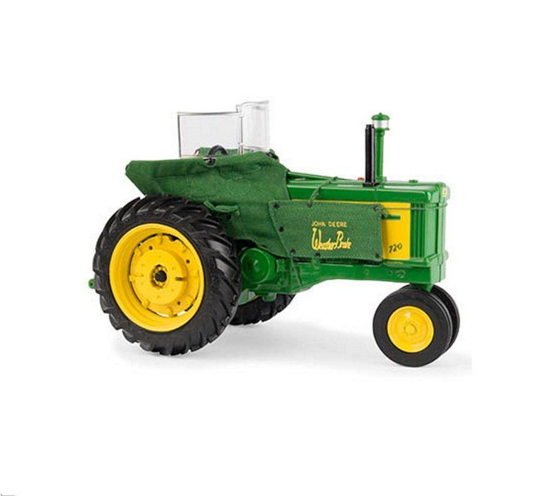 NEW John Deere 720 Tractor w Heat Houser, Prestige Collection, 1 16, (LP64475)