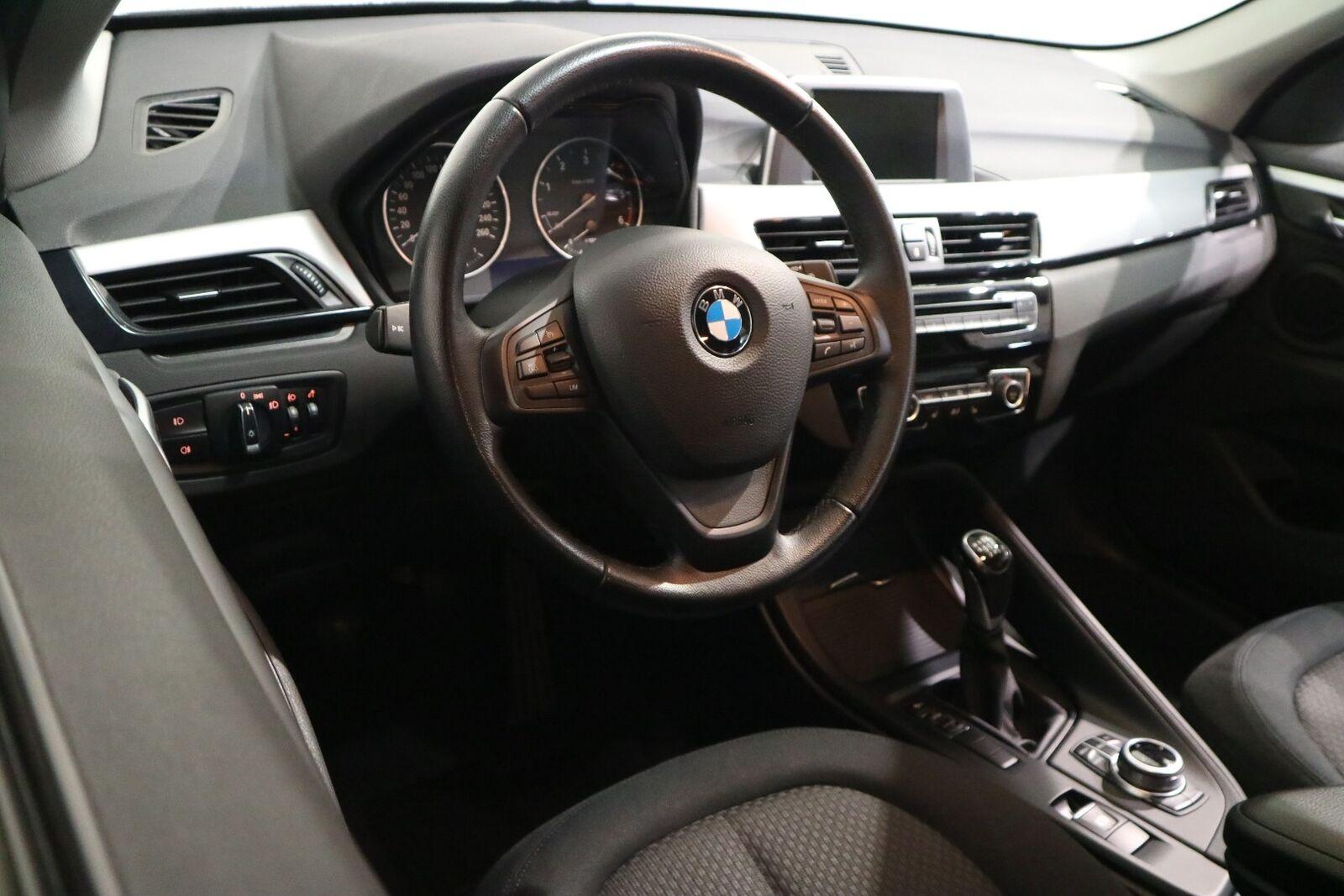 BMW X1 2,0 sDrive18d - billede 10