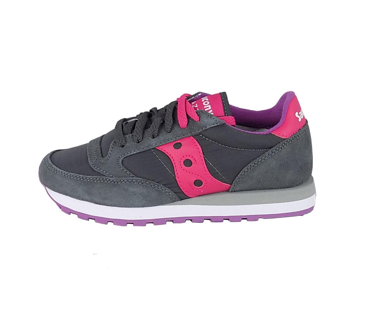 Saucony S1044-324 scarpe donna JAZZ ORIGINAL S1044-324 Saucony grigio e rosa 7ffaf2