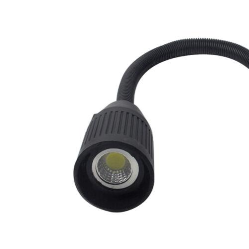 5W CNC Maschinenlampe Magnetische LED Arbeitsleuchte Flexibel Licht Arm AUS DE