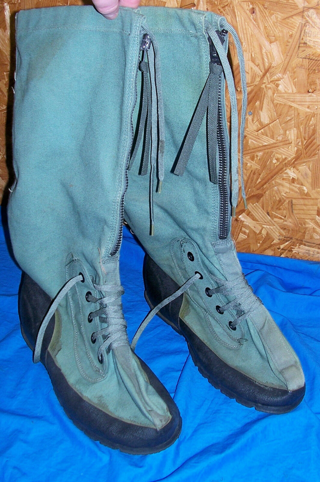 Boots Army Extreme Cold Weather Size M Medium Snow 8430-00-269-0099 Men's Arctic