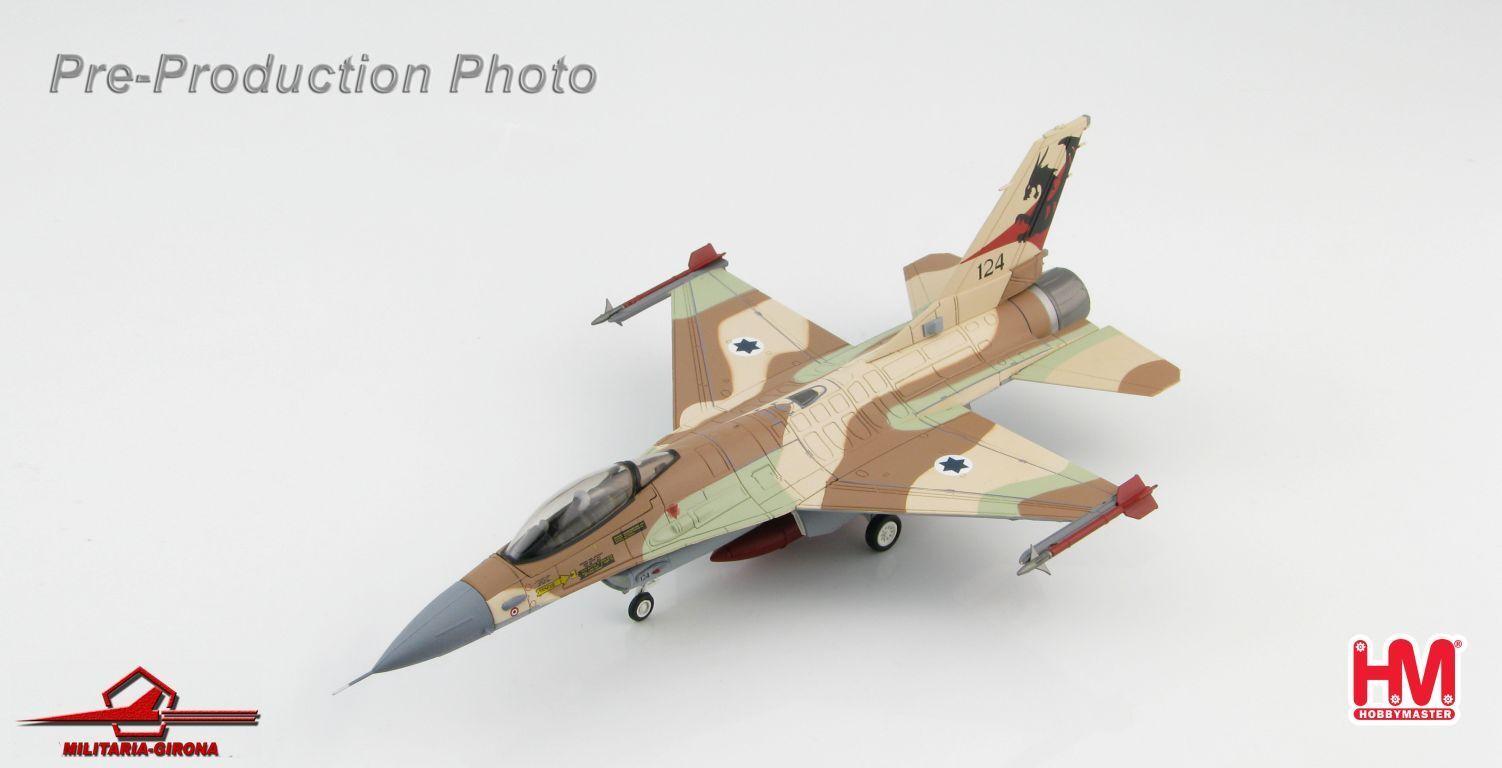 Hobby Master 1:72 HA3825 F-16 Fighting Falcon. General Dynamics F-16A/Netz No124