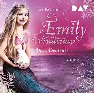 LIZ-KESSLER-EMILY-WINDSNAP-TEIL-2-DAS-ABENTEUER-2-CD-NEW