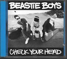 CD ALBUM 20 TITRES--BEASTIE BOYS--CHECK YOUR HEAD--1992