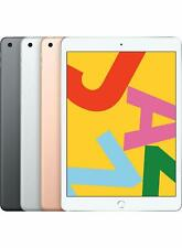 Apple iPad 32GB 10.2-inch Wi-FI - 2019 Model 7th Generation - Gold or Gray Color