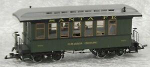 Piko-G-38611-Passenger-Car-Santa-Fe-passend-zur-LGB
