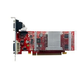 Grafikkarte-PCI-Express-x16-256MB-DVI-VGA-Colorful-Nvidia-GeForce-9300GS-lautlos