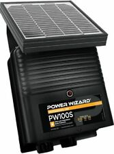 Agratronix 15 Joule Ultra Low Impedance 12v Solar Fence Energizer Pw100s