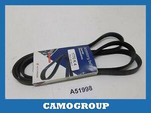 Belt Service V-Ribbed Belt 1770MM Hutchinson For Yaris 99 2005 1770K4