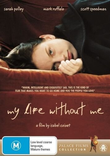1 of 1 - My Life Without Me...SARAH POLLEY..MARK RUFFALO...REG 4...NEW & SEALED