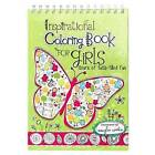 Inspirational Coloring Book for Girls by Christian Art Gifts Inc (Hardback, 2016)