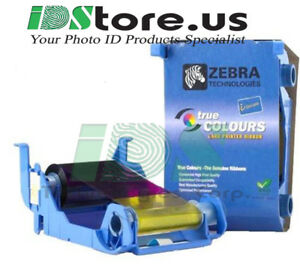 NEW-Genuine-Zebra-iSeries-800017-240-YMCKO-Color-Ribbon-for-P100i-P110i-P120i