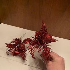 JINGLES /& JOY 6 foot CHRISTMAS TREE /& GUMBALLS felt Holiday Garland