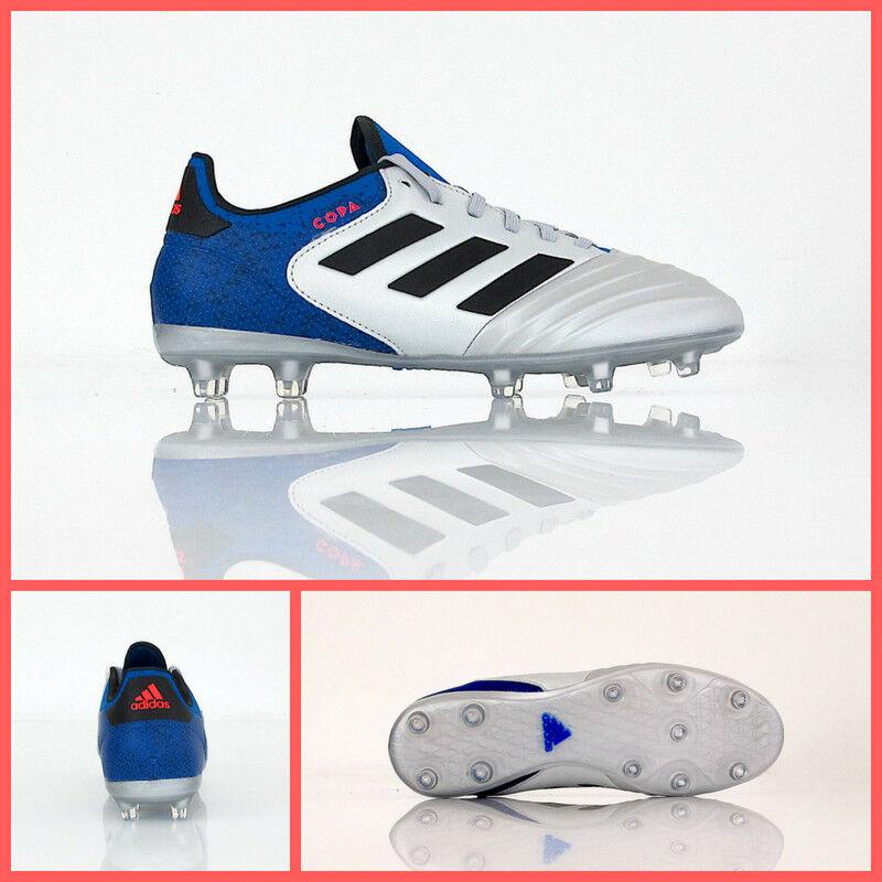 Adidas Schuhe Fußball Copa 18.2 fg DB2443 grau blau August 2018  | Qualität