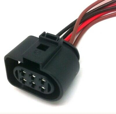 Audi A3 S3 RS3 8P Rear Tail Light connector wiring harness loom connector  plug | eBayeBay