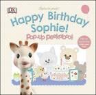 Sophie La Girafe Pop-Up Peekaboo Happy Birthday Sophie! by DK (Board book, 2015)