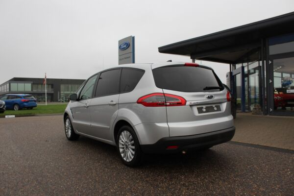 Ford S-MAX 2,0 TDCi 140 Collection 7prs - billede 2