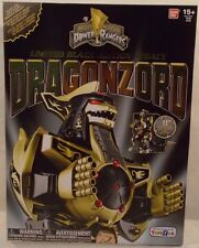 Mighty Morphin Power Rangers Legacy TRU Exclusive Dragonzord Black Edition MISB