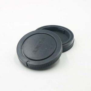 Rear-Lens-Cap-amp-Front-Body-Cover-for-Sony-E-Mount-NEX-Camera-A7R-A7S-A6000-A6300