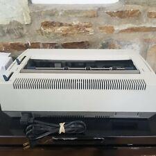 Ibm Wheelwriter 1000 By Lexmark Electric Typewriter Tested Great Condition