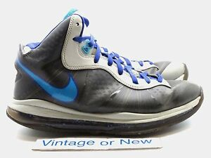 Nike LeBron VIII 8 v/2 Summit Lake Hornet sz 10