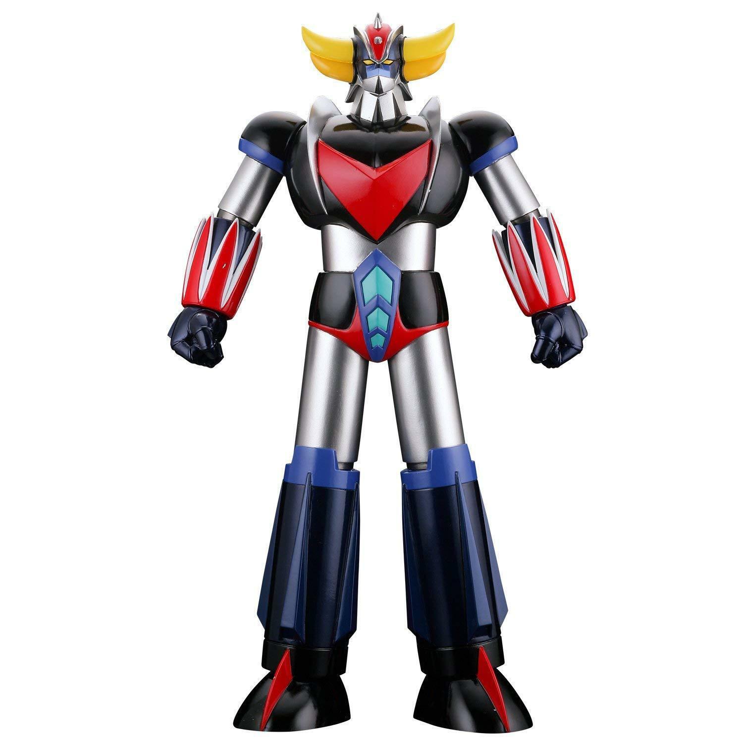 Kaiyodo Robot Figure Grendizer Soft Vinyl Toy Box Hi-LINE 006 UFO from Japan F S