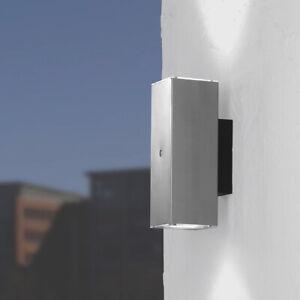Led Außenleuchte Dämmerungssensor Außenlampe Gu10