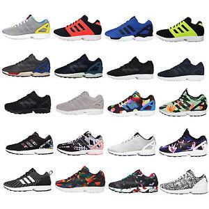 Adidas Originals ZX Flux Torsion Mens Running Shoes Sneakers Trainers Pick 1