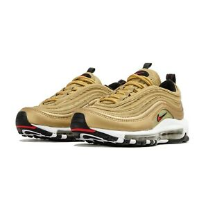 size 40 29116 138b6 Image is loading Nike-Air-Max-97-GOLD-QS-OG-RARE-