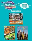 Cambridge Reading Adventures Turquoise Band Pack of 8 by Gabby Pritchard, Jim Carrington, Catherine Chambers, Peter Millett, Ian Whybrow, Jonathan Emmett, Claire Llewellyn, Andy Belcher (Multiple copy pack, 2016)