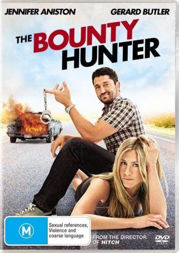 1 of 1 - The Bounty Hunter Region 4 DVD 2010 New & Sealed Jennifer Aniston Gerard Butler