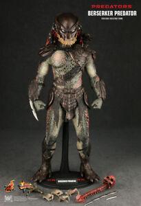 Hot-Toys-1-6-Predators-MMS130-Berserker-Predator-Movie-14-034-Action-Figure