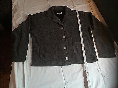 Erfinderisch Street One, Langärm.blazer Jacke Grau, Vintage 90er Gr M Top Zustand Bequem Und Einfach Zu Tragen
