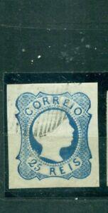 Portogallo, re n. 6 timbrato