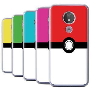 Gel-TPU-Case-for-Motorola-Moto-G7-Power-Pokeball-Anime-Inspired