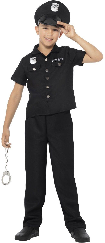 Jungen New York York York Polizist Polizei Uniform Welt Buch Kostüm Kleid Outfit 4-14yr | Online Kaufen  ab87d0