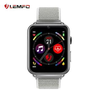 Lemfo-LEM10-Montre-Intelligente-GPS-WiFi-Android-7-1-for-Huawei-Samsung-iPhone