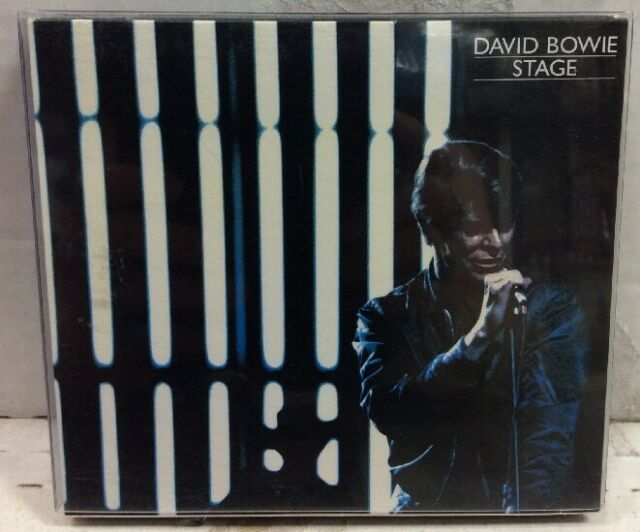 David Bowie Stage CD Set