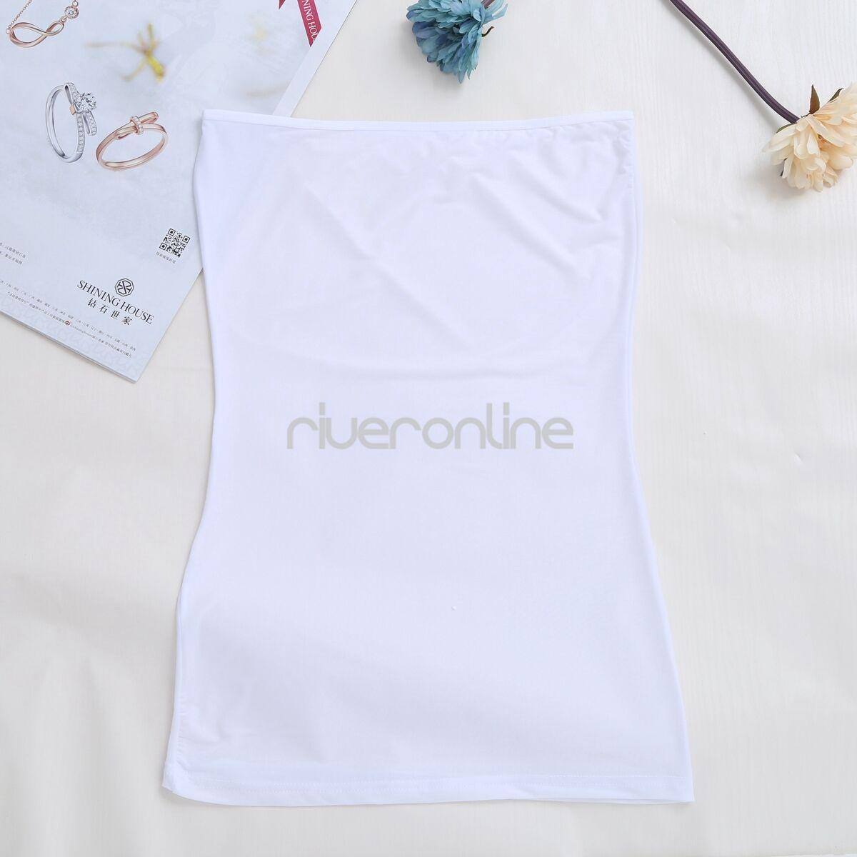 ladies bandeau dress sexy transparent strapless lingerie sleepwear lingerie