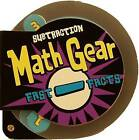 Math Gear: Fast Facts - Subtraction by Innovative Kids (Hardback)
