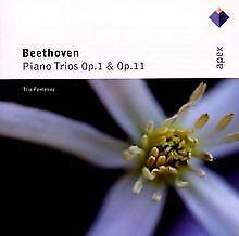 Klaviertrios 1+2,Op.11 von Trio Fontenay   CD   Zustand sehr gut