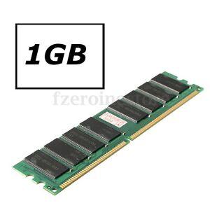 1GB-DDR-400-Mhz-PC3200-Ram-PC-Desktop-Ordenador-Memory-Memoria-DIMM-184P-Non-ECC