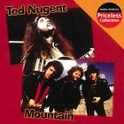Ted Nugent/Mountain by Ted Nugent (CD, Jul-2005, Collectables)