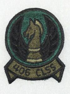 subdued USAF Air Force Patch 92nd Maintenance Group