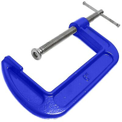 8/'/' Carpentry//Wood//Metal Welding Cramp Grip Vices Dekton G Clamps