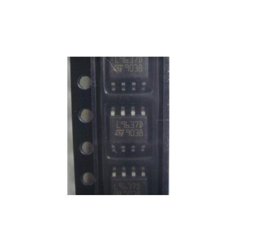10PCS L9637 L9637D SOP8 ST IC INTERFACE BUS ISO 9141 8-SOIC NEW
