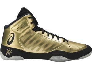brand new b09e5 45a63 Image is loading ASICS-Wrestling-Shoes-Boots-JB-ELITE-III-Ringerschuhe-
