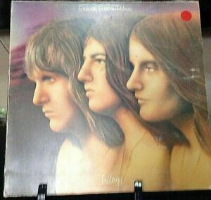 EMERSON-LAKE-amp-PALMER-TRILOGY-Released-1972-Vinyl-Record-Album-US-press