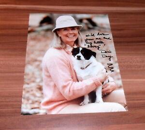 Doris-Day-Que-Sera-Sera-original-signed-Photo-in-20x25-cm-8x10